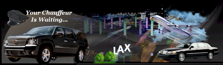 Car services at lax airport